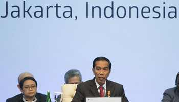 Asian-African Summit 2015 closes in Jakarta