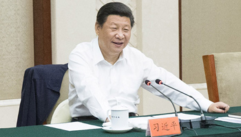 Xi stresses rural poverty relief