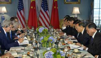 China, U.S. focus on climate in key annual dialogue