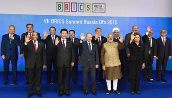 Xi urges BRICS, SCO, EEU to cooperate for people's welfare