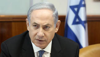 "Israeli PM says ready to resume peace talks with Palestinians ""immediately"""