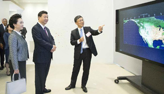 Chinese president visits Microsoft headquarters