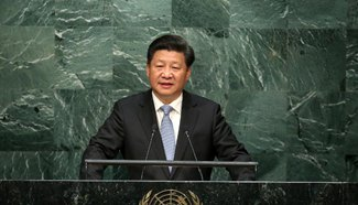 Xi says China to always vote for developing countries in UN