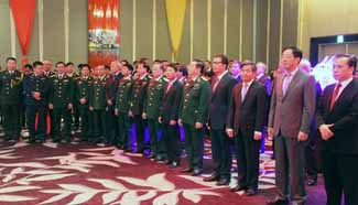 Reception held to celebrate 66th anniv. of founding of PRC in Vietnam