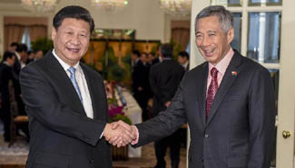 China, Singapore ink deal on FTA upgrading