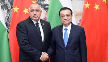 Chinese premier meets Bulgarian PM in Beijing