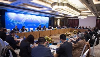 Chinese-Arab Media Dialogue Conference kicks off in Cairo