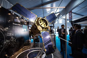 Int'l Air and Space Fair FIDAE 2016 opens in Santiago