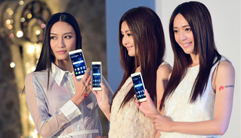 Dual-lens camera Huawei P9 launched in Taipei