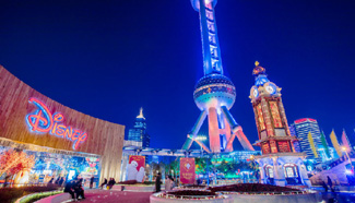 Shanghai Disney Resort expects to open on June 16