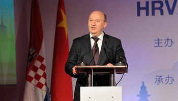 Croatia-China Business Forum held in Zagreb, Croatia