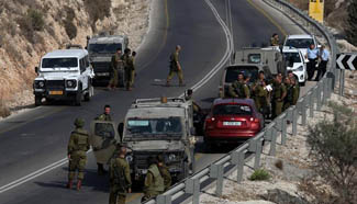 Palestinian Abu Ghrab shot dead by Israeli troops near Nablus