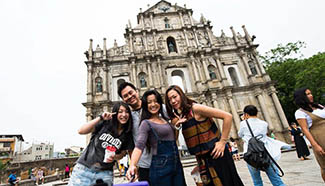 In pics: scenery of Macao