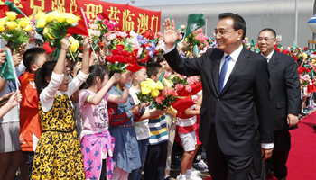 China Focus: Premier Li starts Macao visit, vows support for local development