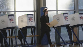 U.S. presidential elections kick off