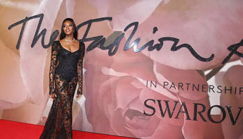 Fashion Awards 2016 held at Royal Albert Hall in London