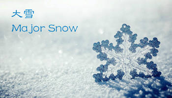 24 Solar Terms: 6 things you may not know about Major Snow