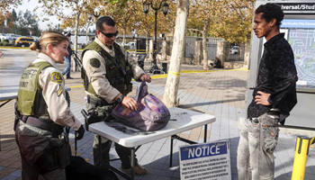 Los Angeles beefs up security against imminent but uncorroborated threat