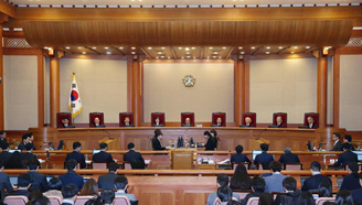 News Analysis: Impeached S.Korean president refuting all charges heralds stiff court battle