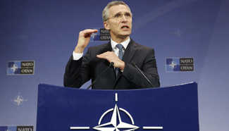 NATO Defence Ministers meeting to be held in Brussels, Belgium
