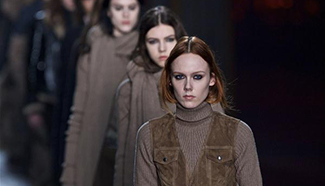 Creations for Diesel Black Gold presented at Milan Fashion Week