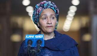 New deputy UN secretary-general formally takes office