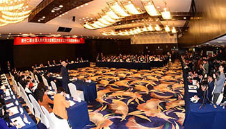 Plenary meeting of 12th NPC deputies from Liaoning Province opens to media