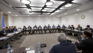 Meeting of Syria peace talks held in Geneva