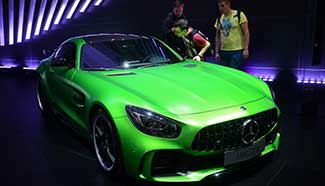 Inside 24th Slovenian Motor Show