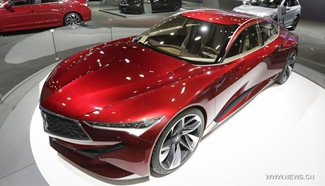 Take closer look at Vancouver Int'l Auto Show