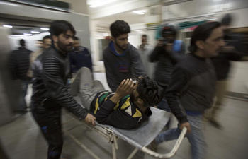 3 killed as security forces open fire to control mob in Indian-controlled Kashmir