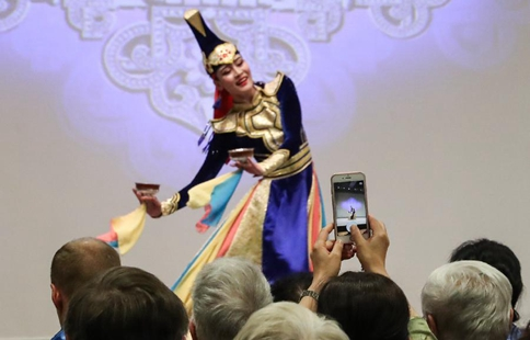 German-Chinese Culture Year of Inner Mongolia 2017 kicks off in Berlin