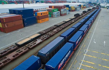 New Sino-European freight train route starting from Shenzhen opens