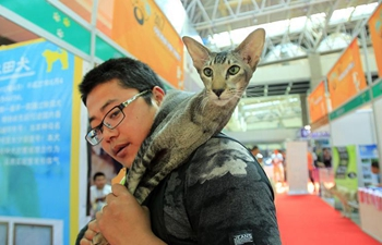 2017 Western China Pet Industry Expo held in NW China's Yinchuan