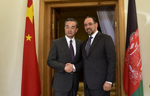 China, Afghanistan to strengthen anti-terror cooperation