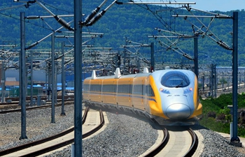 Highspeed railway linking Baoji, Lanzhou scheduled to open soon
