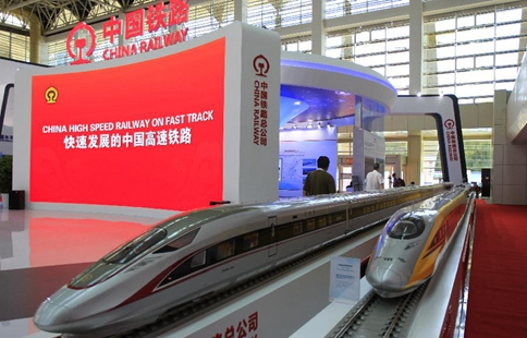 China-Arab States Expo: China high-speed railway on fast track