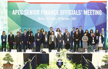 APEC finance officials review 4 policy priorities