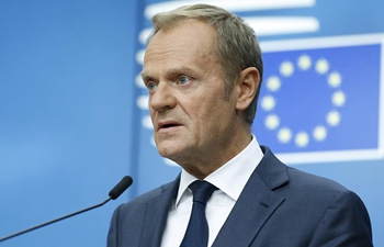 "EU states to pump ""sufficient"" money to stem illegal migration: Tusk"