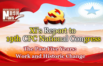 Infographic: The Past Five Years: Work and Historic Change