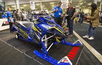 Toronto Int'l Snowmobile, ATV & Powersports Show kicks off
