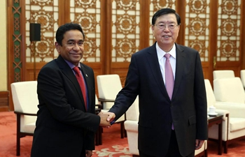 China, Maldives agree to cement parliamentary exchanges