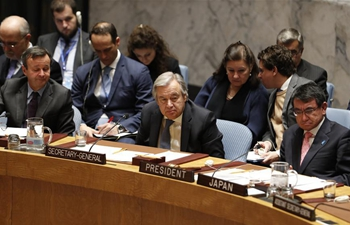 UN chief warns against military action on Korean Peninsula