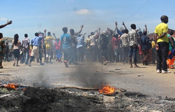 Zambia police arrest 55 after riots in capital
