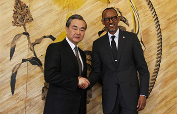 China hopes to strengthen exchanges with Rwanda: FM