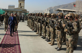 Police cadets graduate from Kabul training center