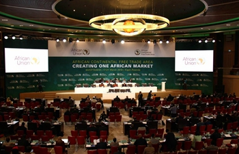 AU extraordinary summit kicks off with expectation of launching continental free trade area