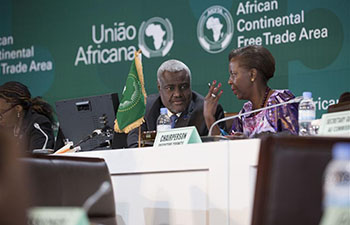 AU highlights importance of African continental free trade area
