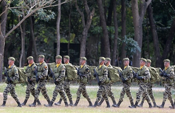 121st founding anniv. of Philippine Army marked in Taguig City
