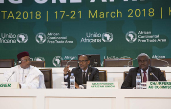 Africa expects win-win situation with partners through free trade: AU chairman